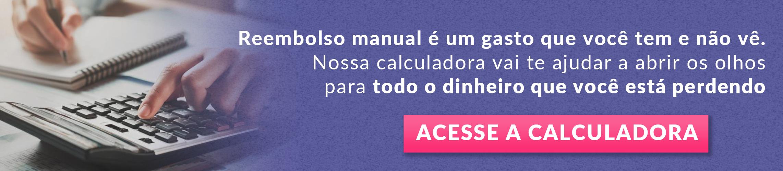 calculadora de reembolso